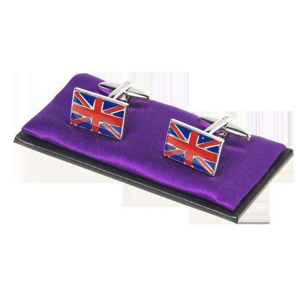 manschettenkn pfe englische fahne g nstige herrenmode. Black Bedroom Furniture Sets. Home Design Ideas