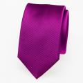 Schmale Krawatte violet